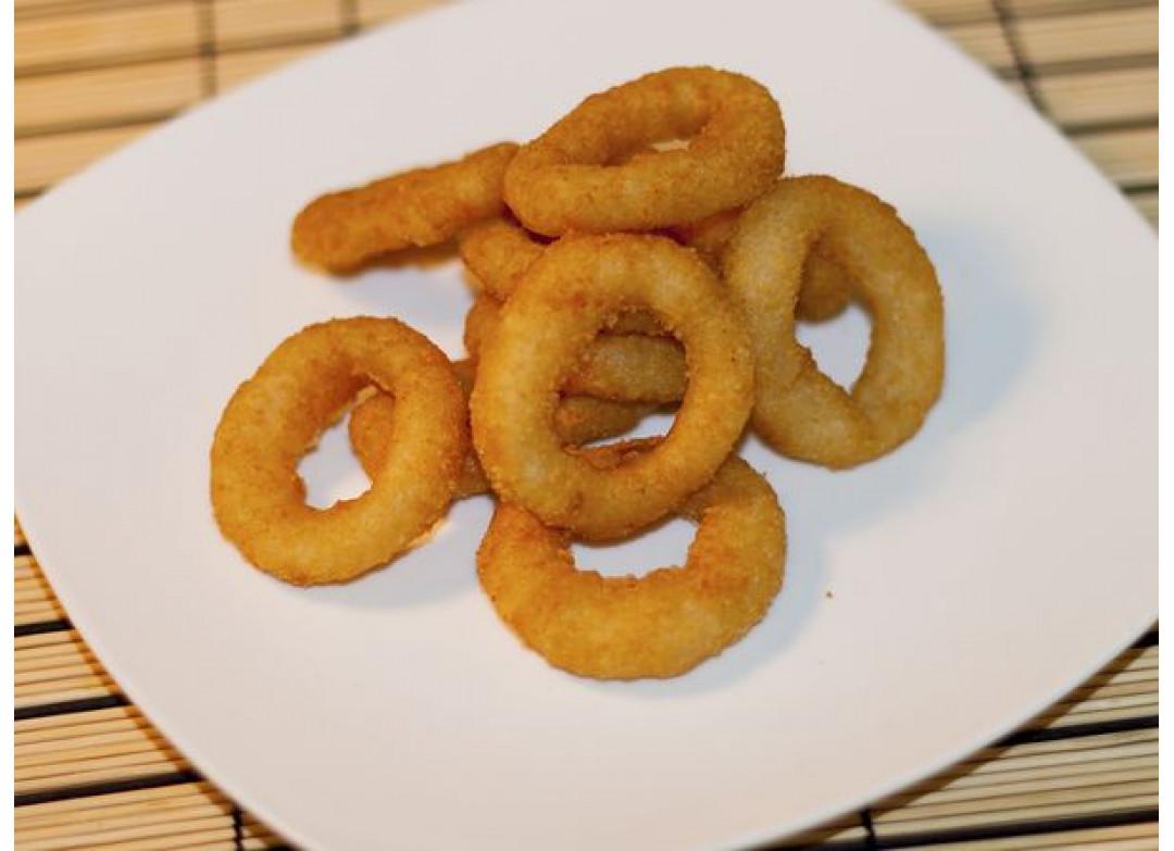 Луковые кольца - пошаговый рецепт с фото: как приготовить - pojrem