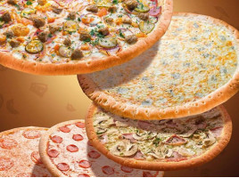 Пицца Любимое комбо