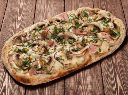 Римская пицца «Мамма МИЯ»