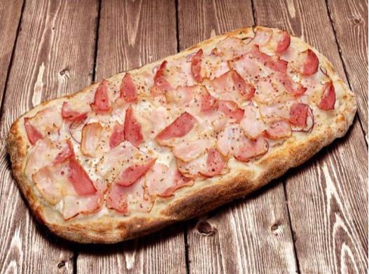 Римская пицца «С беконом»