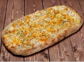 Римская пицца «4 сыра»