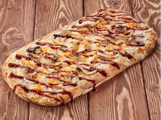 Римская пицца «Курица Терияки»