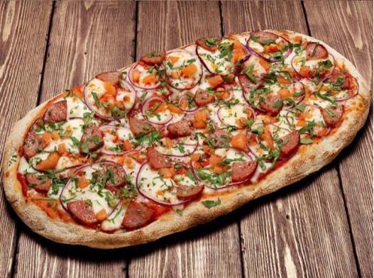 Римская пицца «Рокка-Ди-Папа»