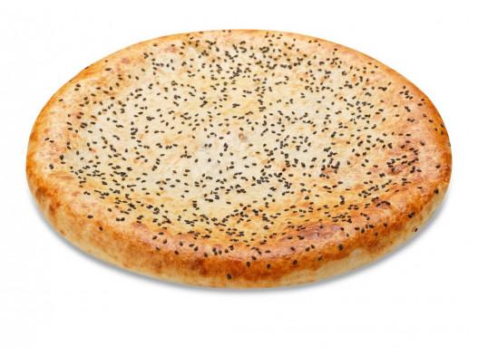 Пицца ЗАКРЫТАЯ С ОБЖАРЕННЫМ ФАРШЕМ
