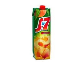 СОК J7 ПЕРСИКОВЫЙ (1 л)