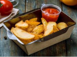 Картофель по-деревенски, 120 гр